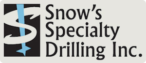 Snow's Specialty Drilling Inc.